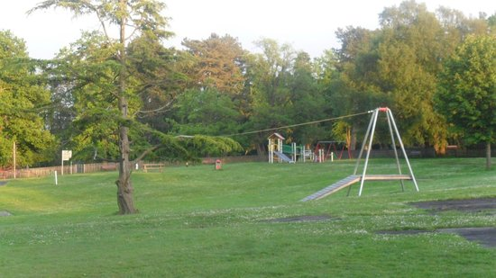 Aberdare Park: Childrens' Play Area