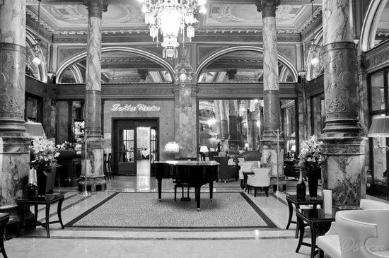 Hotel Metropole: Sala