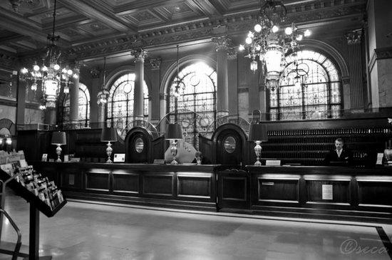 Hotel Metropole: Reception