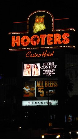 Hooters Casino Hotel: hooters casinò