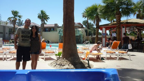 Hooters Casino Hotel: piscina
