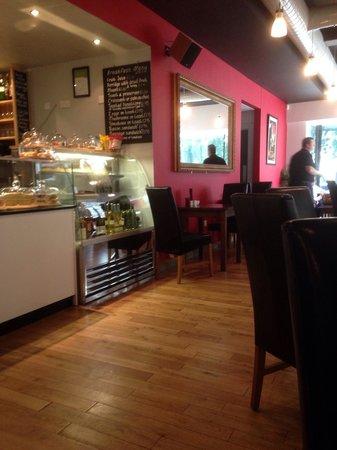 Cafe Portico : Counter