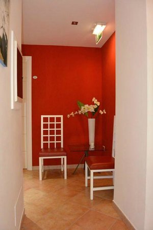 B&B Mediterraneo: Common area