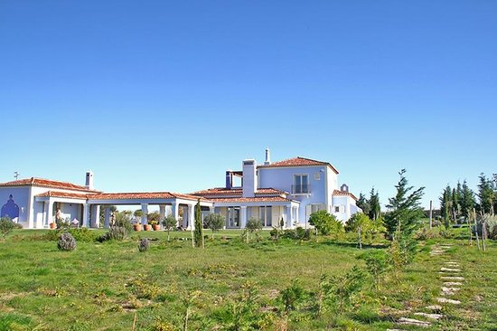 Quinta dos Bons Cheiros Country Design B&B: Beautiful sights