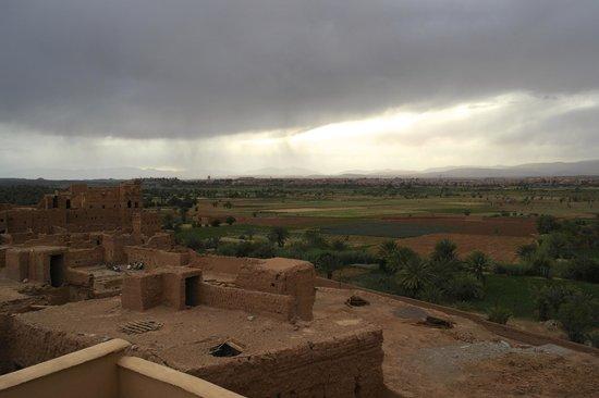 Dar Bladi: View from terrace