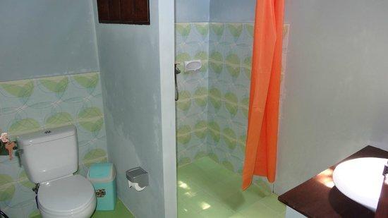 Froggies Divers Bunaken: salle de bain