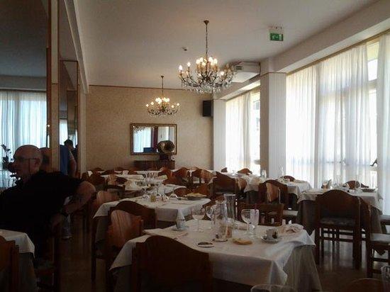 Hotel Los Angeles: la sala da pranzo