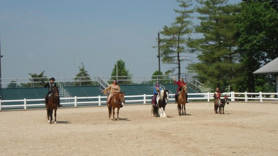 Kentucky Horse Park : International Horse Show