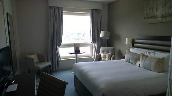 DoubleTree by Hilton Hotel London - Chelsea: Room view#2