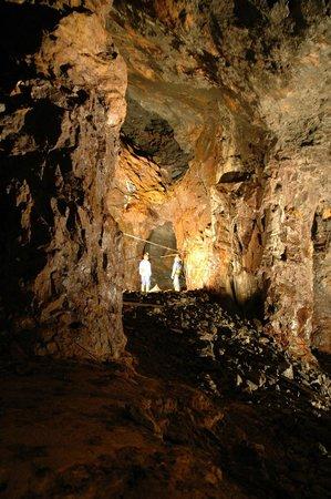 Roros Museum Olav's Mine