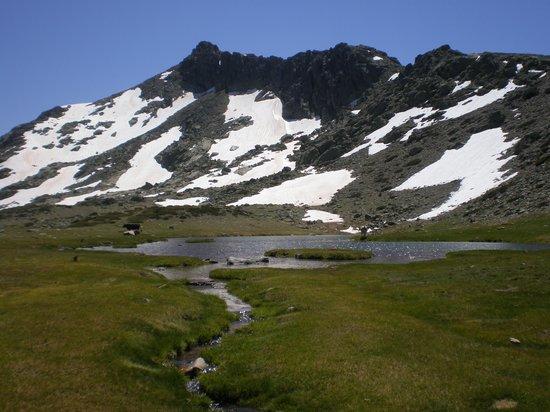 Penalara Natural Park: Laguna de los pajaros