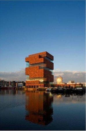 Radisson Blu Astrid Hotel, Antwerp : MAS museum