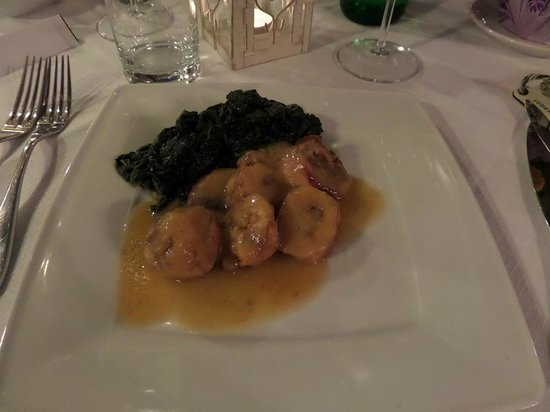 Cortona Resort & Spa: Cena - Secondo