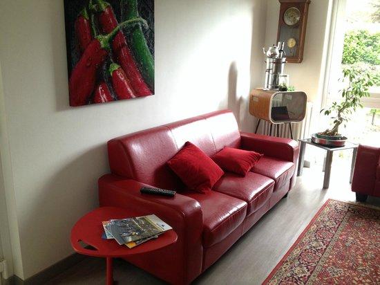 Casa Cantoniera Como: Living Room