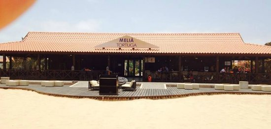 Melia Tortuga Beach Resort & Spa : O'Grille Bar