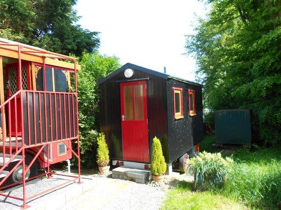 Ffynnon Fendigaid: Dolly's outside view