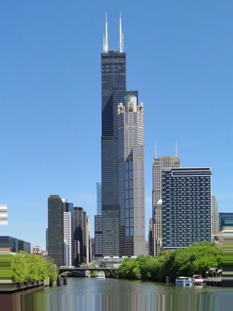 Chicago's First Lady Cruises: Willis / 311 South Wacker