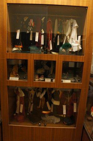 Museum of the City of Brussels (Musee de la Ville de Bruxelles) : Costume collection
