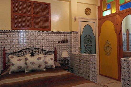 Riad Atika Meknes: Room