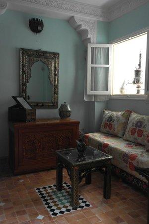 Riad Atika Meknes: Inside Hotel