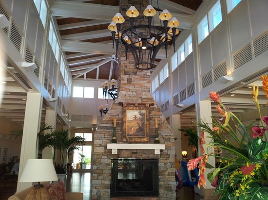 Hyatt Coconut Plantation: Hyatt Lobby