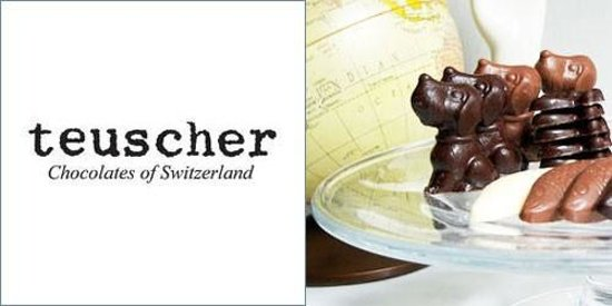 Teuscher - Solid Chocolates! - Picture of Teuscher Chocolates of ...