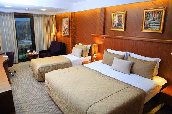 Anjer Hotel Bosphorus : Bosphorus View Triple Room