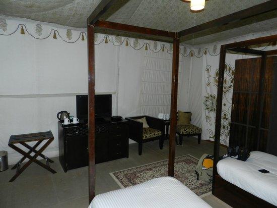 The Greenhouse Resort: Chambre