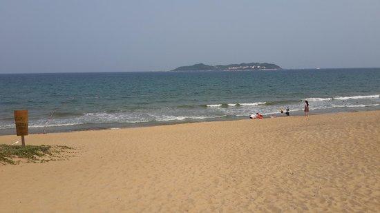 Conrad Sanya Haitang Bay: The Beach