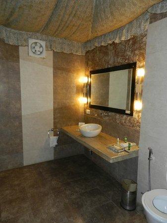 The Greenhouse Resort: Salle de bain
