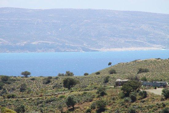 Lenikos Resort: Vue de la Chambre