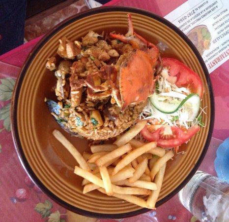 Soda y Nanyoa: Seaworthy Rice!