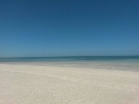 Yadis Djerba Golf Thalasso & Spa: Mare