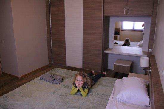 Lenikos Resort: chambre