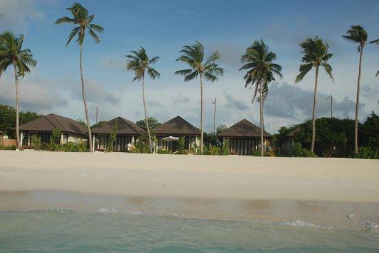 Atmosphere Kanifushi Maldives: Villen Ansicht