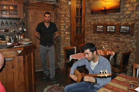 Keyf-i Mekan Cafe And Restaurant: our wonderful hosts