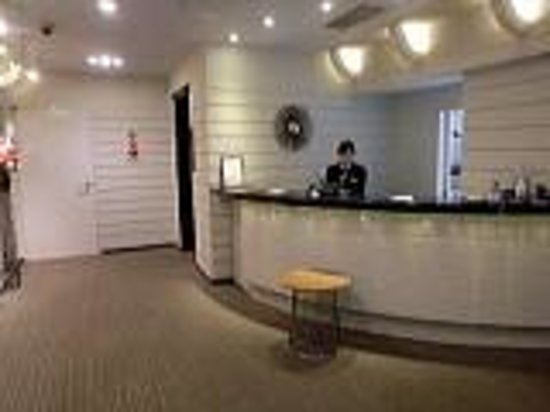 Hotel Tozan Comfort Odawara : ロビー
