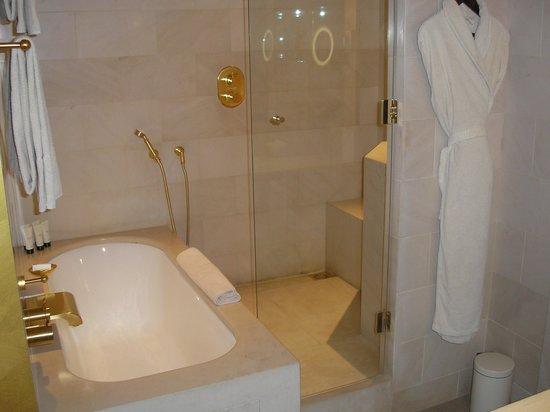 Park Hyatt Paris - Vendome : Our bath