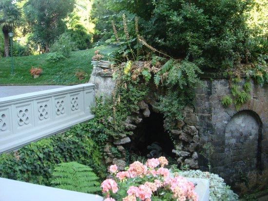 Hotel Parco dei Principi: gardens