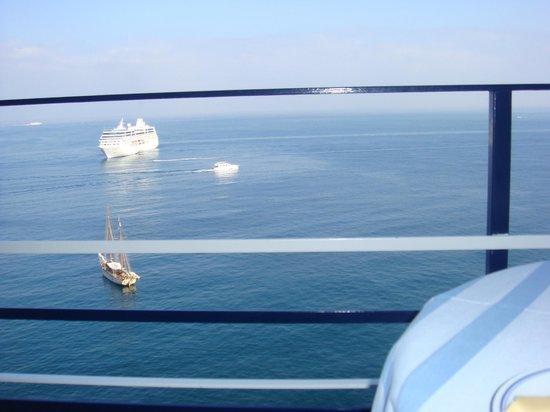 Hotel Parco dei Principi: breakfast view