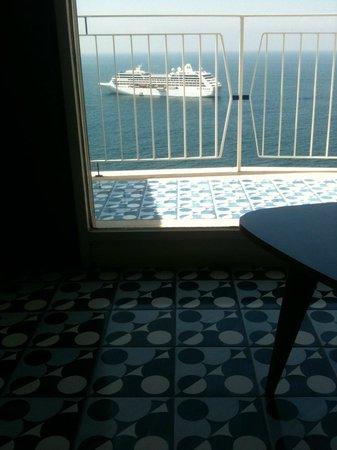 Hotel Parco dei Principi: room view