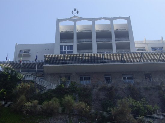 Hotel Parco dei Principi: the hotel