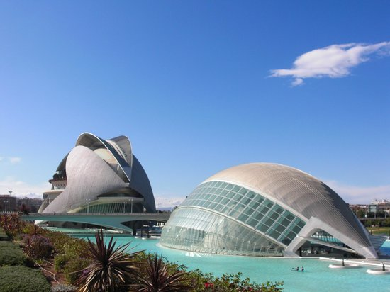 Ciudad de las Artes y las Ciencias: 3