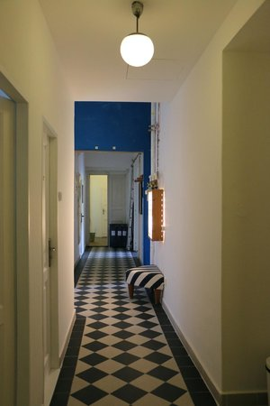 Hostel Lipa : Corridor