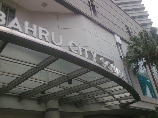 Johor Bahru City Square: entrance