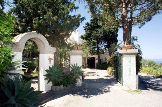 Hotel Villa Melodie: ingresso