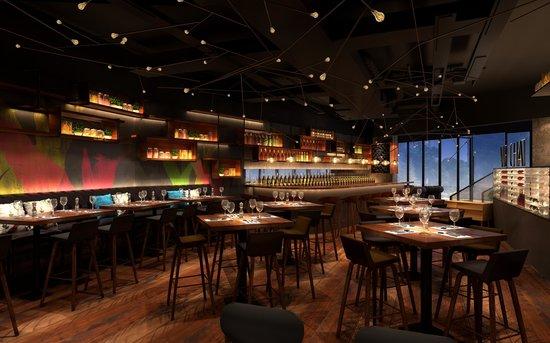威雀纽约餐厅酒吧