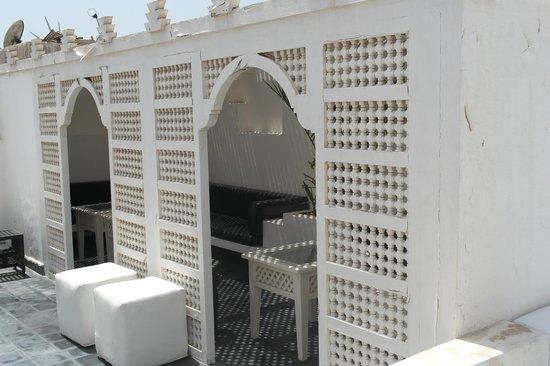Riad Malaika : Terrace