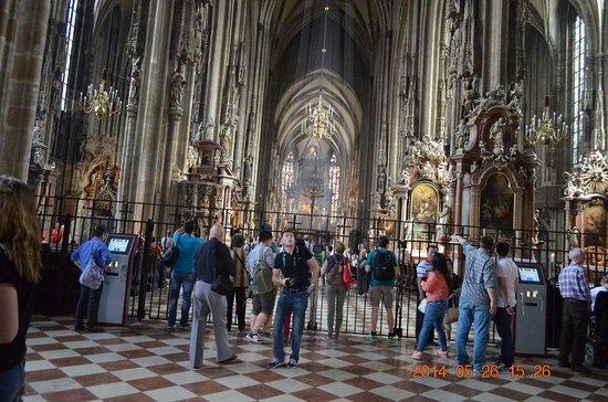 Stephansdom: シュテファン大聖堂2