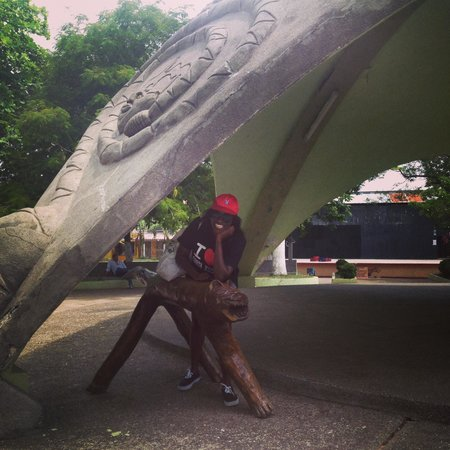 Parque  Bernabela Ramos: I was there.